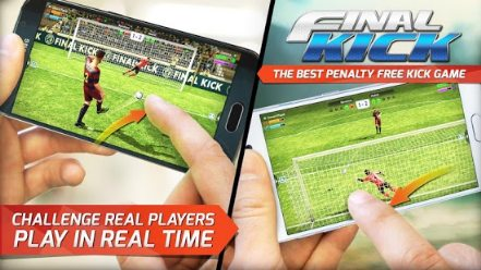 Football Games for Android 9 - Top 10 Free Football Games for Android