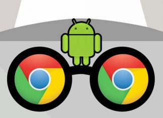 How to Browse with incognito mode on Android