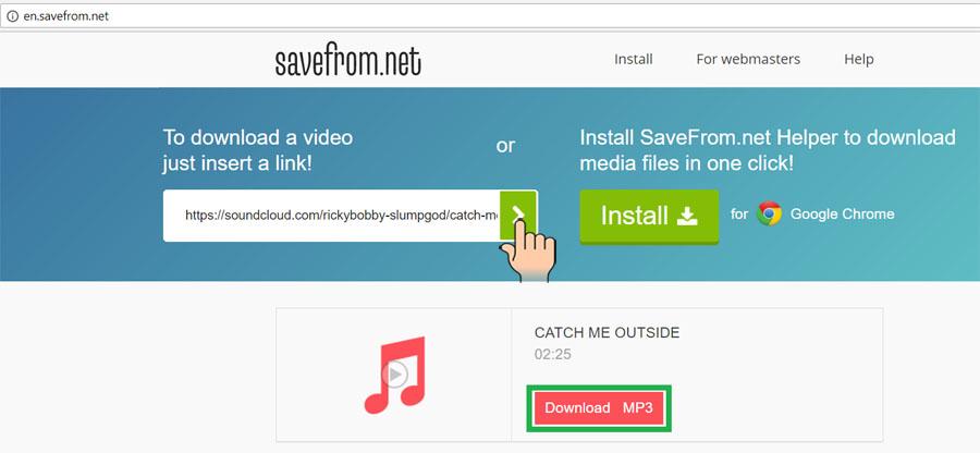Download music soundcloud 320 kbps radio