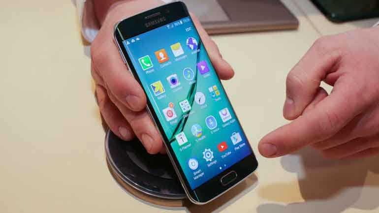 How to take a Screenshot on Samsung Galaxy S6