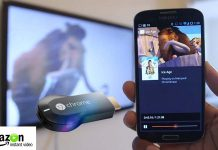 How to watch Amazon Instant Video on Chromecast
