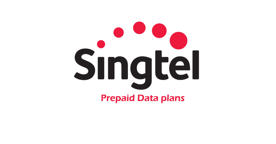 Singtel Prepaid Data plans 2017 - 3G and 4G