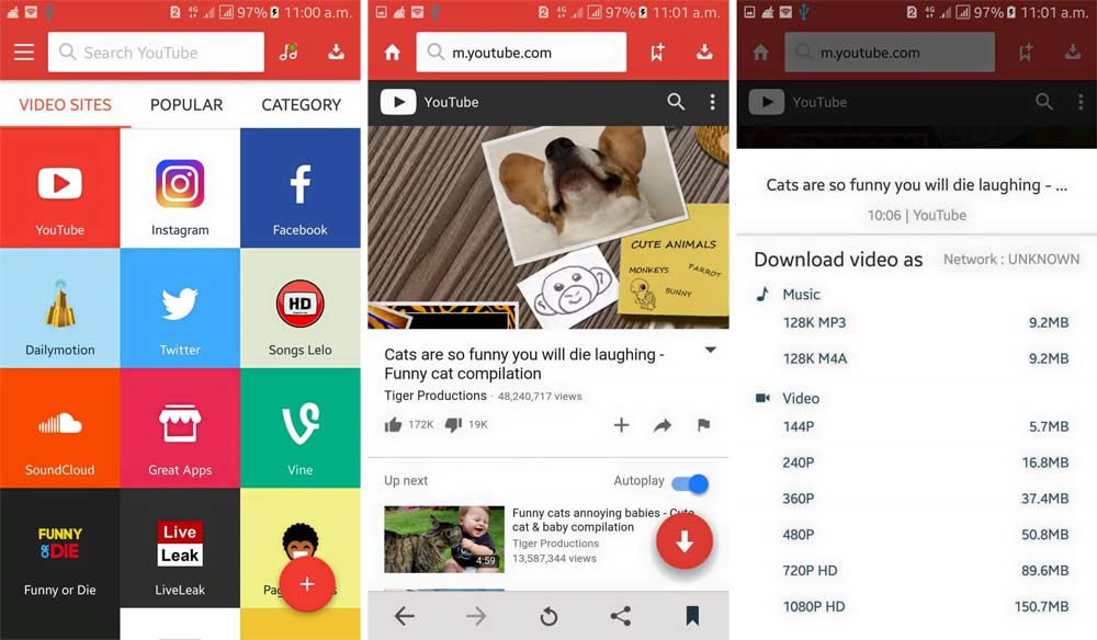 SnapTube Apk | Free Video Downloader for Android 2019 (UPDATED)