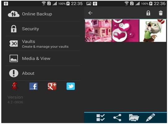 Apps To Hide Photos Android 2017