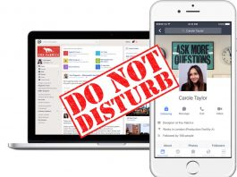 How to Disable Facebook notifications