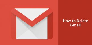 How to Delete a Gmail Account
