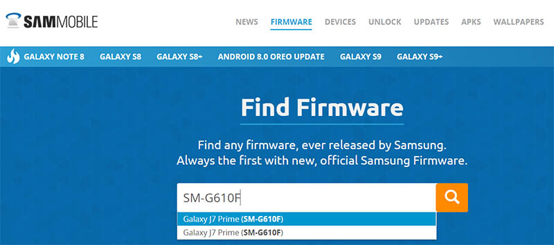 How to Use ODIN to flash Firmware on Samsung Galaxy Devices