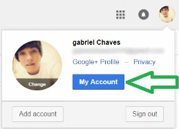 How to close a Gmail Account
