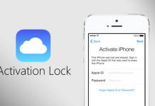Remove iCloud Activation lock iPhone