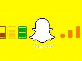 Snapchat battery drain