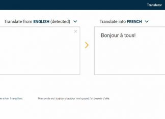 Deepl translate