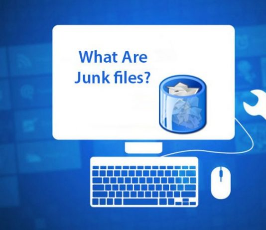 What are junk files