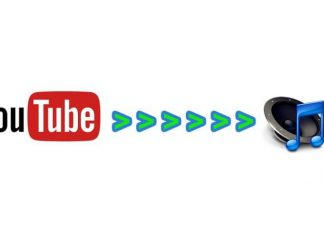 Download music from YouTube