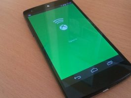 Xbox One SmartGlass for Android