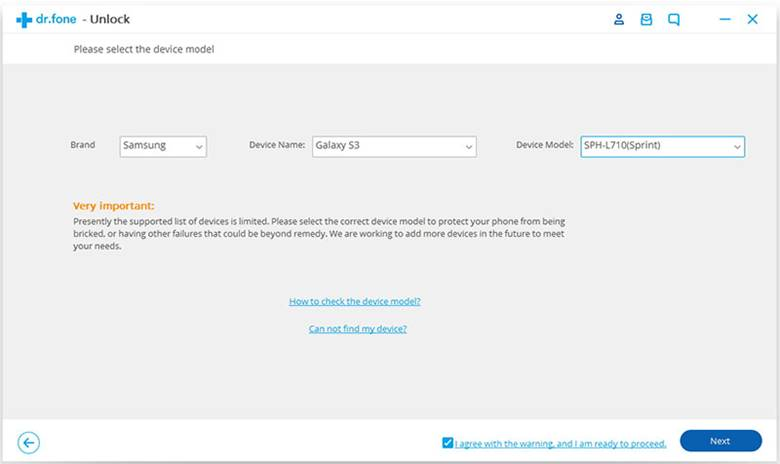 Unlock Samsung Smartphone if you forgot password