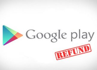 Google Play Store Refund