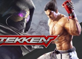 Tekken mobile Game for Android & iOS