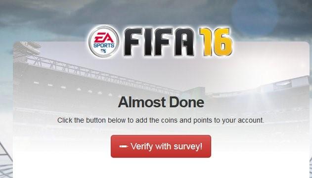 Free FIFA 17 Coin Generator