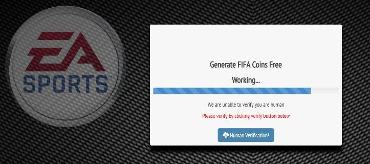 Free FIFA Coins Generator