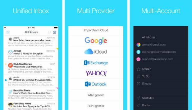 Mailbox App Alternatives