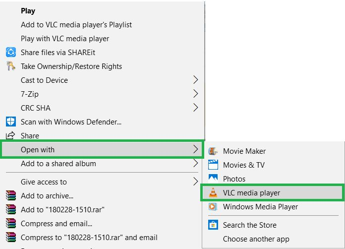 How to Play MKV Files on Windows
