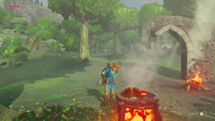 Play Legend of Zelda: Breath of the Wild on PC