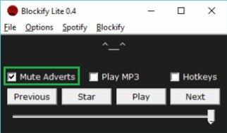 spotify ad blocker windows