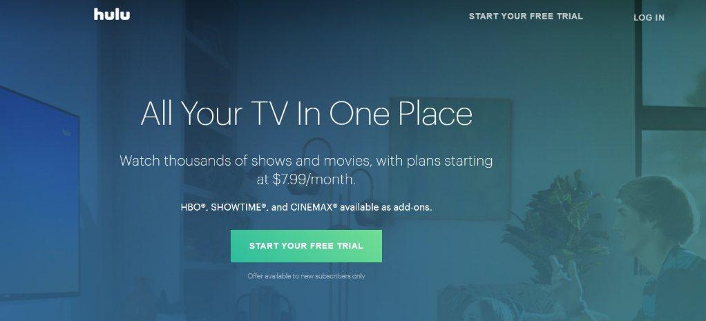 Is Hulu Free