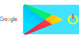 Sign out of Google Play Store