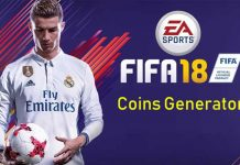 Free FIFA 18 Coin Generator FIFA 18 Hack tool