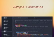 Notepad ++ for Mac