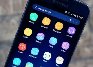 Samsung Galaxy S8 Launcher (TouchWiz Home) for Android