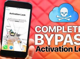 Free iCloud Activation Lock Removal