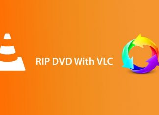 How to RIP a DVD With VLC