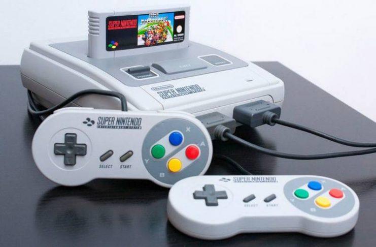 Super Nintendo Emulator