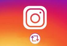 Repost Instagram Story