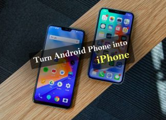 Apps to Make Android Phone Look Like iOS