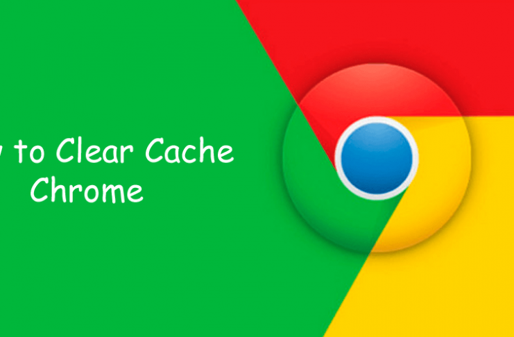 Clear Cache in Google Chrome
