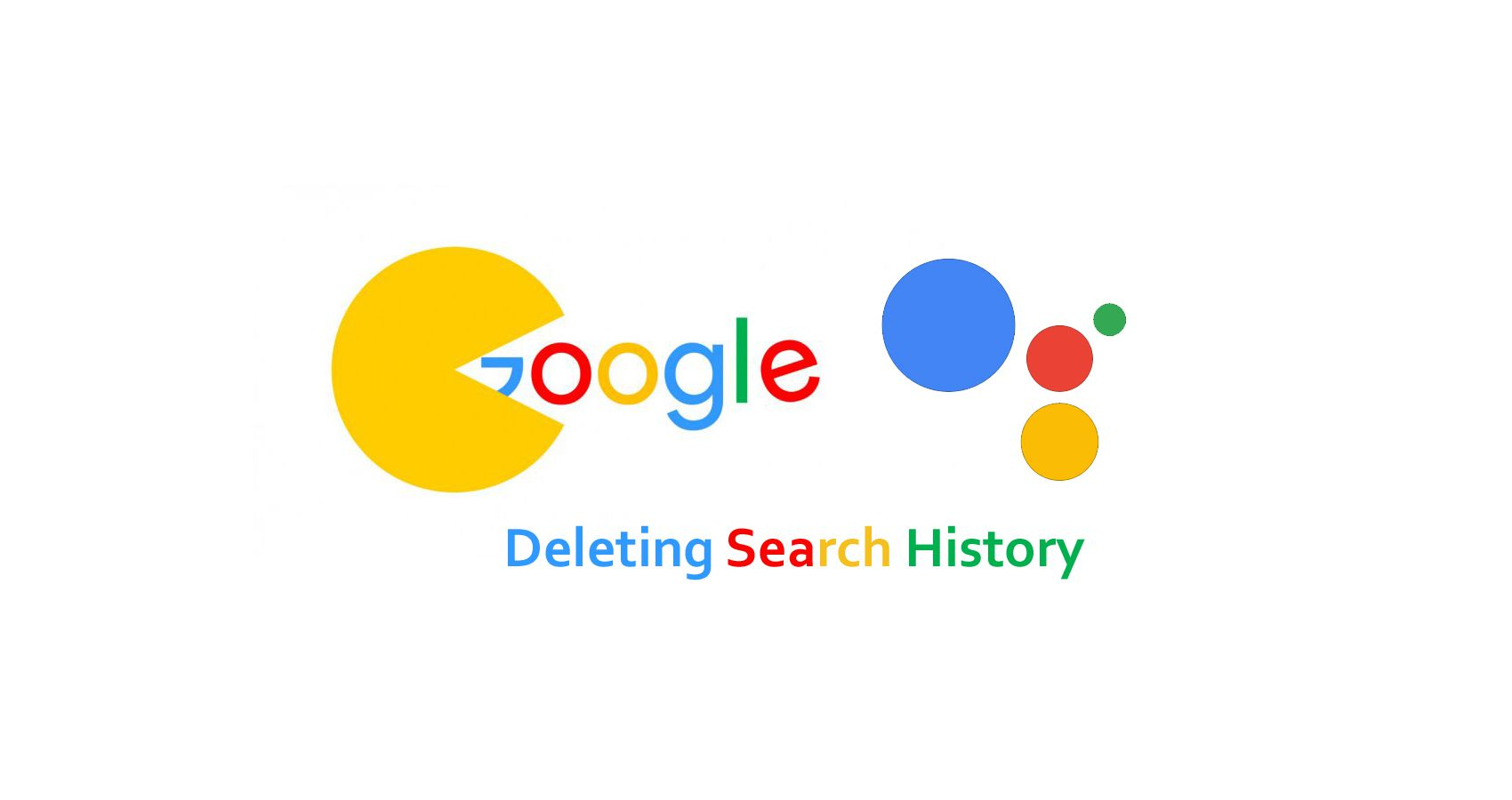 How to Delete Google Search History