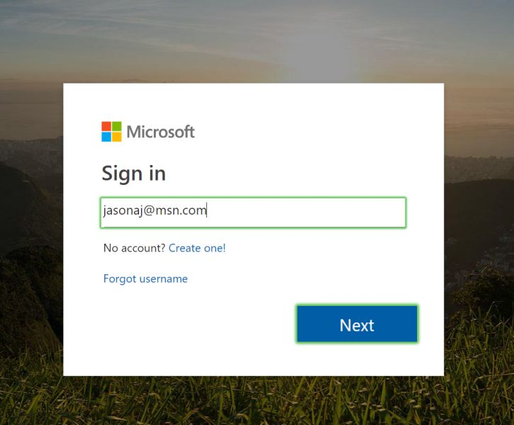 MSN email Login | How to Sign in to MSN mail 2019